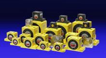 vibrateurs pneumatiques casadio