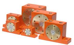 Vibrateur pneumatique à rouleau série DAR